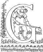 immagine alfabeto animali 2 da colorare