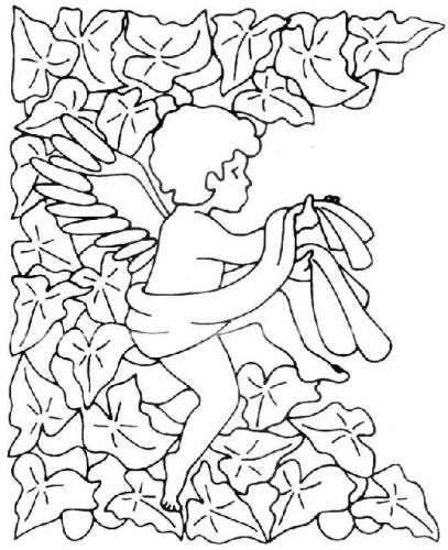 Immagini da colorare angeli cartoni da colorare for Immagini angeli da colorare