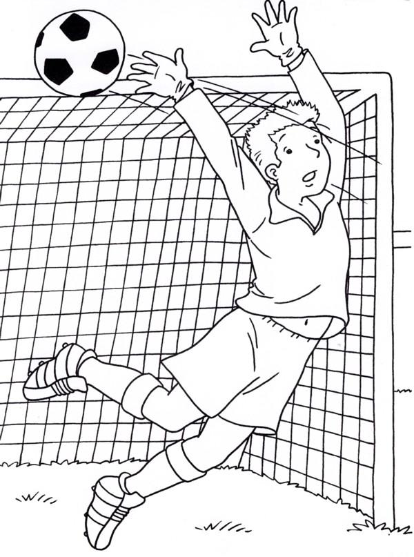 Calcio immagine da colorare n 19565 cartoni da colorare for Calciatori da colorare per bambini