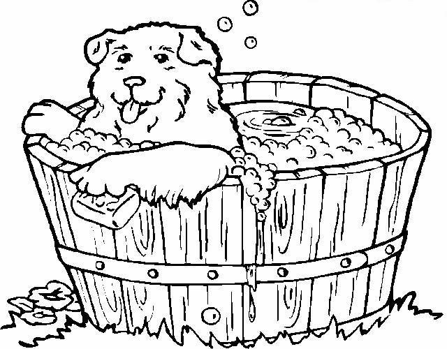 Cani immagine da colorare n 26507 cartoni da colorare for Cane da colorare e stampare