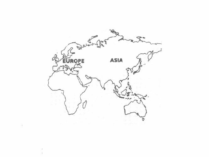 Cartina Asia Da Colorare Pieterduisenberg