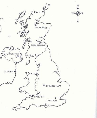 Cartina Della Gran Bretagna Da Colorare.Immagini Da Colorare Cartine Pagina 3 Di 8 Cartoni Da Colorare