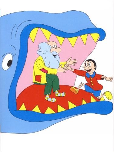 Colora Fiaba Pinocchio Immagine Da Colorare N 6080 Cartoni Da