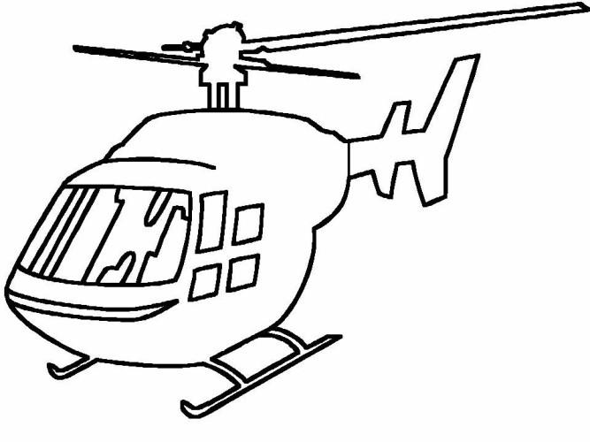 Elicotteri Immagine Da Colorare N 15738 Cartoni Da Colorare