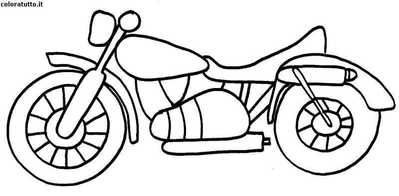 Moto Immagine Da Colorare N 26999 Cartoni Da Colorare