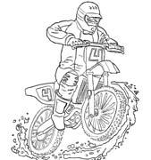 Moto Immagine Da Colorare N 30317 Cartoni Da Colorare