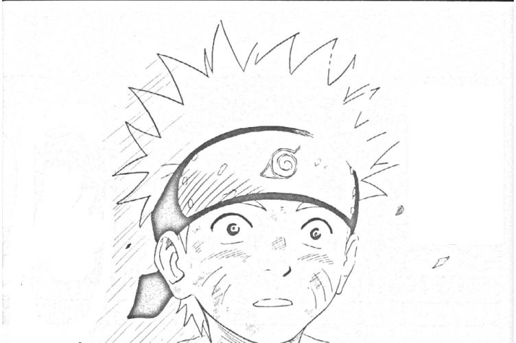Naruto Immagine Da Colorare N 23051 Cartoni Da Colorare