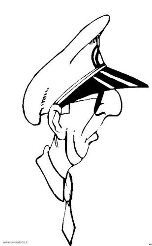 Personaggi Cappello Immagine Da Colorare N 25143 Cartoni Da Colorare