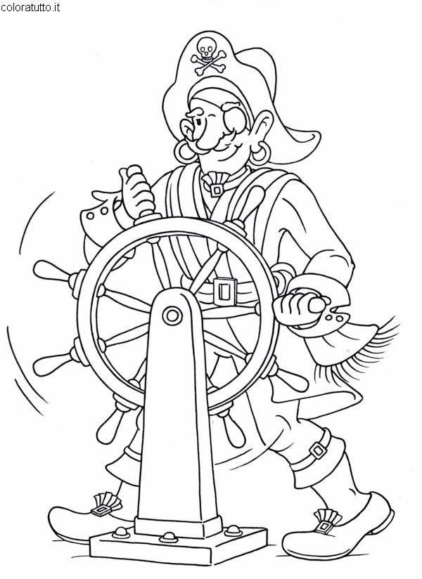 Pirati immagine da colorare n 23506 cartoni da colorare for Bicicletta immagini da colorare